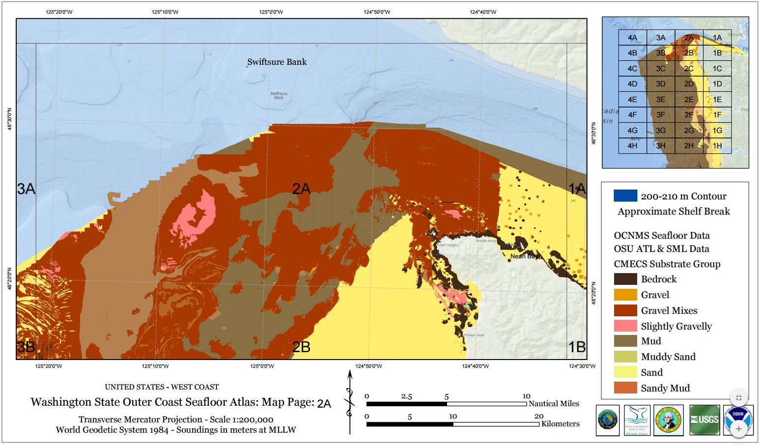 Seafloor Atlas Sanctuary Site